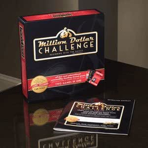 """Million Dollar Challenge: Learn, Trade & Win! """"Game teaches trading principles in a fun and inventive way."""" - Stocks & Commodities Magazine"""