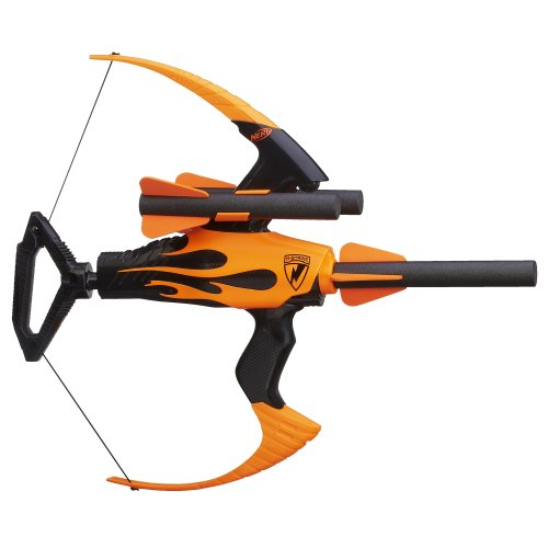 Nerf N-Strike Blazin' Bow Blaster (Nerf Bow With Target compare prices)