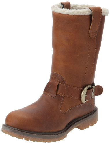 Timberland - Stivali da donna, Marrone (DARK BROWN), 37.5