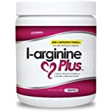 L-Arginine Plus-- 5,110mg L-arginine & 1,010mg L-citrulline Per Serving. Most Effective L-arginine Product on the Market. (Also Contains All Natural Astragin 66% Better Absorbency) Made in USA!