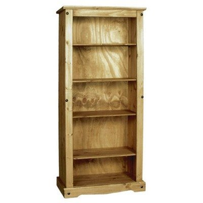 Corona Pine Bookcase