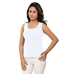 Hbhwear Womens Broad Shoulder - White