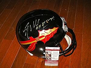 EJ Manuel Signed Florida State Seminoles Full Size Helmet w  ACC CHAMPS - JSA... by Sports+Memorabilia