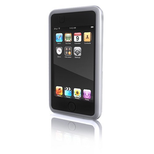 I 100% endorse iSkin Oxygen Clear black Case for iPod Touch and will even