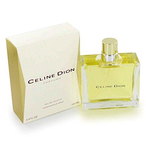 Celine Dion Parfums 3.4 oz EDTS Bonus Size by Female