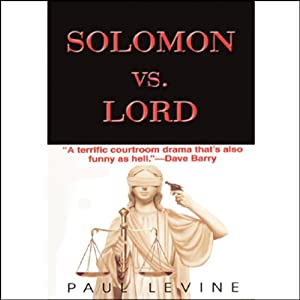 Solomon vs. Lord Audiobook