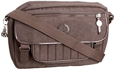 Kipling Women's Gracy Be Shoulder Bag Brown Combo K12208770