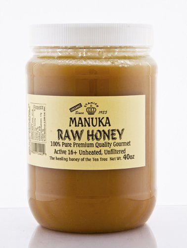 MANUKA RAW HONEY 40 OZ ACTIVE 16+