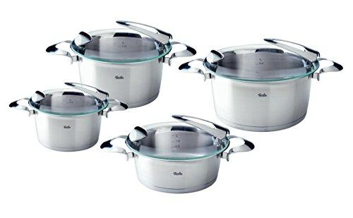 Fissler 016-120-04-000/0 Topfset Solea 4-teilig: Amazon.de: Küche & Haushalt