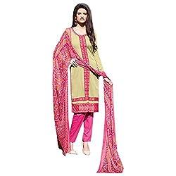 Radhika Cotton Silk Dress Material