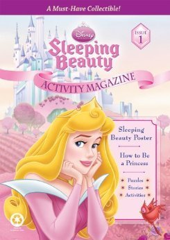 SLEEPING BEAUTY COLLECTIBLE ACTIVITY MAGAZINE - 1