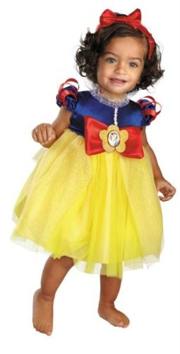 Costumes For All Occasions DG44974V Snow White Infant 6-12 Months