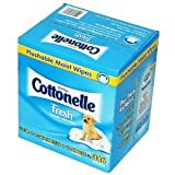 Kleenex Cottonelle Fresh Flushable Moist Wipes - 346 ct