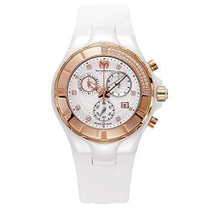 Technomarine Unisex White Dial Watch 110033
