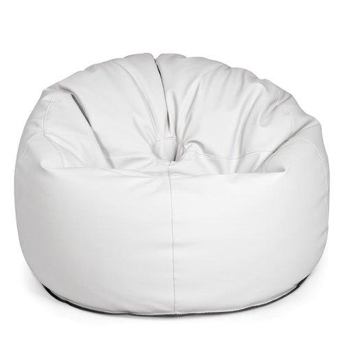 Pushbag Sitzsack Donut Light (100% Polyester), Ø 90cm H 75cm, 500l, white jetzt bestellen
