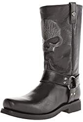 Harley-Davidson Men's Quentin Motorcycle Harness Boot