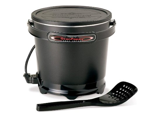 Click for Presto 05411 GranPappy Electric Deep Fryer