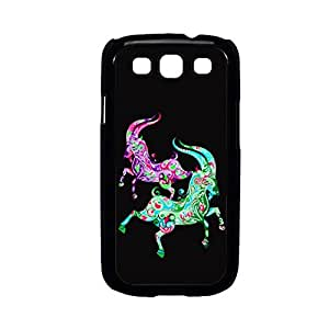 Vibhar printed case back cover for Samsung Galaxy S3 2Unicorn
