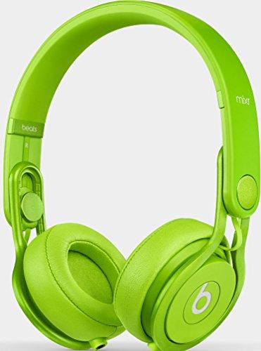 Beats By Dr. Dre Green Mixr On-Ear Dj Headphones