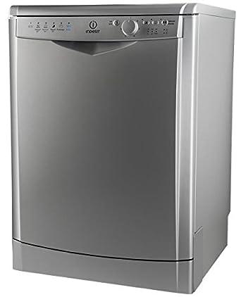 Indesit DFG 26B16 NX FR lave-vaisselle - laves-vaisselles (Autonome, A, A+, Acier inoxydable, boutons, Rotatif, A)