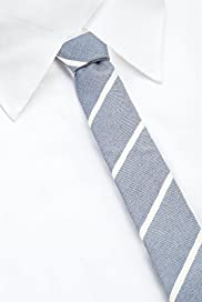 Limited Collection Machine Washable Striped Tie