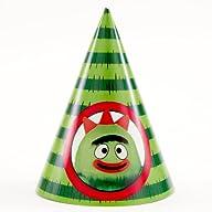 Yo Gabba Gabba! Cone Hats (8)