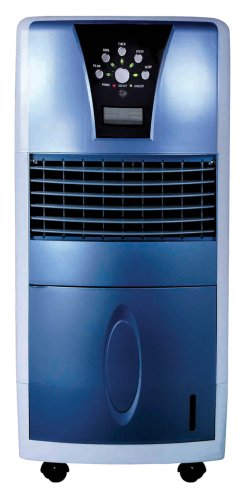 Lowest Prices! SPT SF-613 LED Evaporative Air Cooler with Ionizer