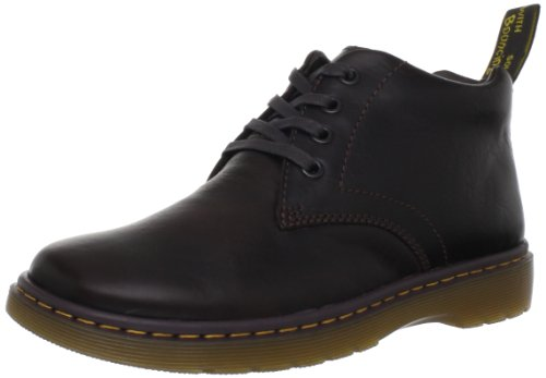 Dr. Martens Men's Barnie Dark Brown Lace Up Boot 14800201 9 UK
