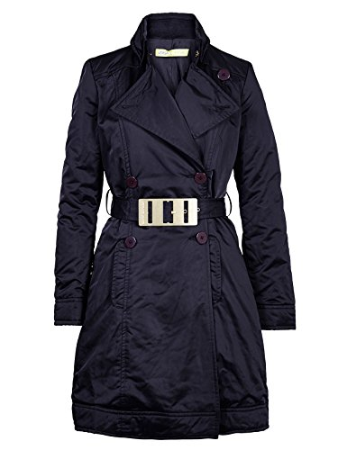 Versace Jeans Couture Mantel (F-03-Ma-31911) - 38(DE) / 44(IT) / M(EU) - schwarz
