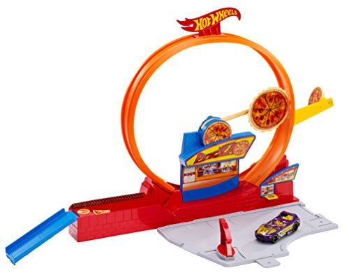 HOT WHEELS Gr. Playset fascicolazione (roll.) Gr. Set da gioco