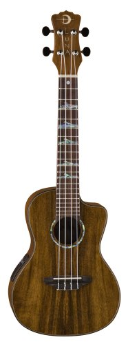 Luna UKEHTCKOA High Tide Concert Koa Acoustic-Electric Ukule