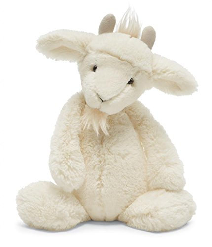 "Jellycat® Bashful Billy Goat, Medium - 12"" front-902982"