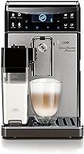 Saeco HD8967/01 GranBaristo Avanti Kaffeevollautomat (mit App bedienbar, Milchbehälter) Edelstahl/anthrazit