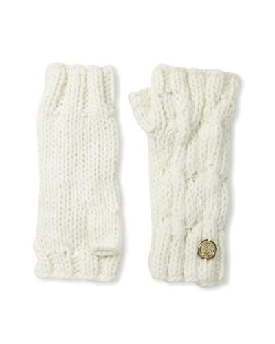 Vince Camuto Women's Cable Fingerless Gloves