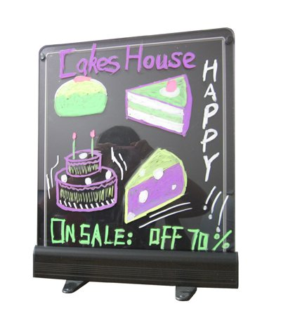 Portable displays electronic signs custom banners Chef-Master Board top best - for All Saints' Day