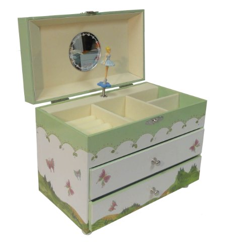 MK and Company Music Box, Butterfly Sleigh