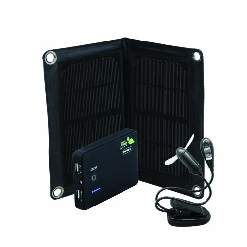 Nature Power 59801 Power Bank 5 Deluxe Portable Solar Power Kit (Nature Power Folding Solar Panel compare prices)