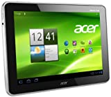 #1: Acer Iconia A700 25,7 cm (10,1 Zoll) Tablet-PC (Full HD, NV Tegra 3 Quad-Core, 1,3GHz, 1GB RAM, 32GB Flashspeicher, Bluetooth, Android 4.0) silber