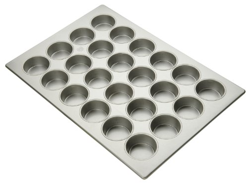 Focus Foodservice Commercial Bakeware 24 Count 3-3/8-Inch Jumbo Muffin Pan