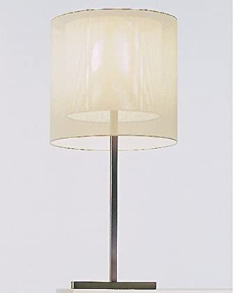 Moare table lamp - 220 - 240V (for use in Australia, Europe, Hong Kong etc.), Grey, None, Black