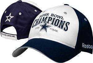 Dallas cowboys 2009 5 time superbowl for Dallas cowboys fishing hat
