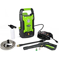 GreenWorks GPW1501 1500 PSI 1.1GPM Electric Pressure Washer
