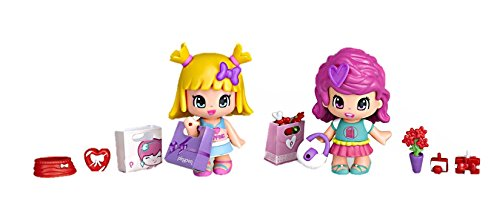 Famosa 700012735 - Pinypon Shopping Friends Personaggi