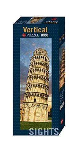 Heye-Tower-of-Pisa-1000-Piece-Sights-Jigsaw-Puzzle