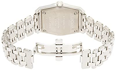 LOCMAN watch stealth Medium Quartz Ladies 0203 020300BKFSK0BR0 Ladies