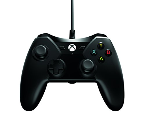 POWER A Wired Controller – Black – Xbox One