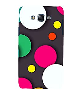 printtech Designer Dots Abstract Back Case Cover for Samsung Galaxy Grand 2 G7102 / Samsung Galaxy Grand 2 G7106