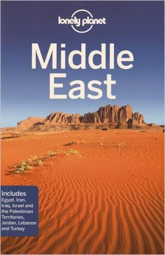 Lonely Planet Middle East (Travel Guide)