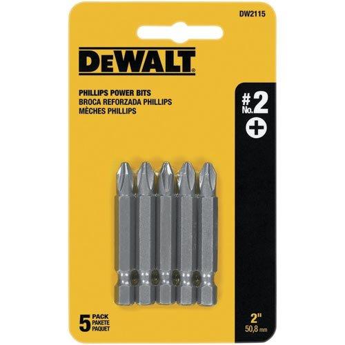 Pack of 1 Black DEWALT DW1610 Extra Long Oxide Drill Bit