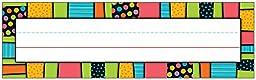 Carson Dellosa Styling Stripes Nameplates (122126)